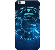 Watch Hamilton Pilot iPhone Case/Skin