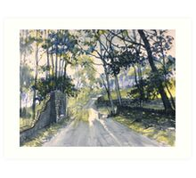 """""""After the Storm, Woldgate"""" Art Print"""