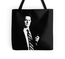 Special Agent Dale Cooper Tote Bag