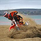 Weymouth Beach Race MotoX 1 by Love Through The Lens