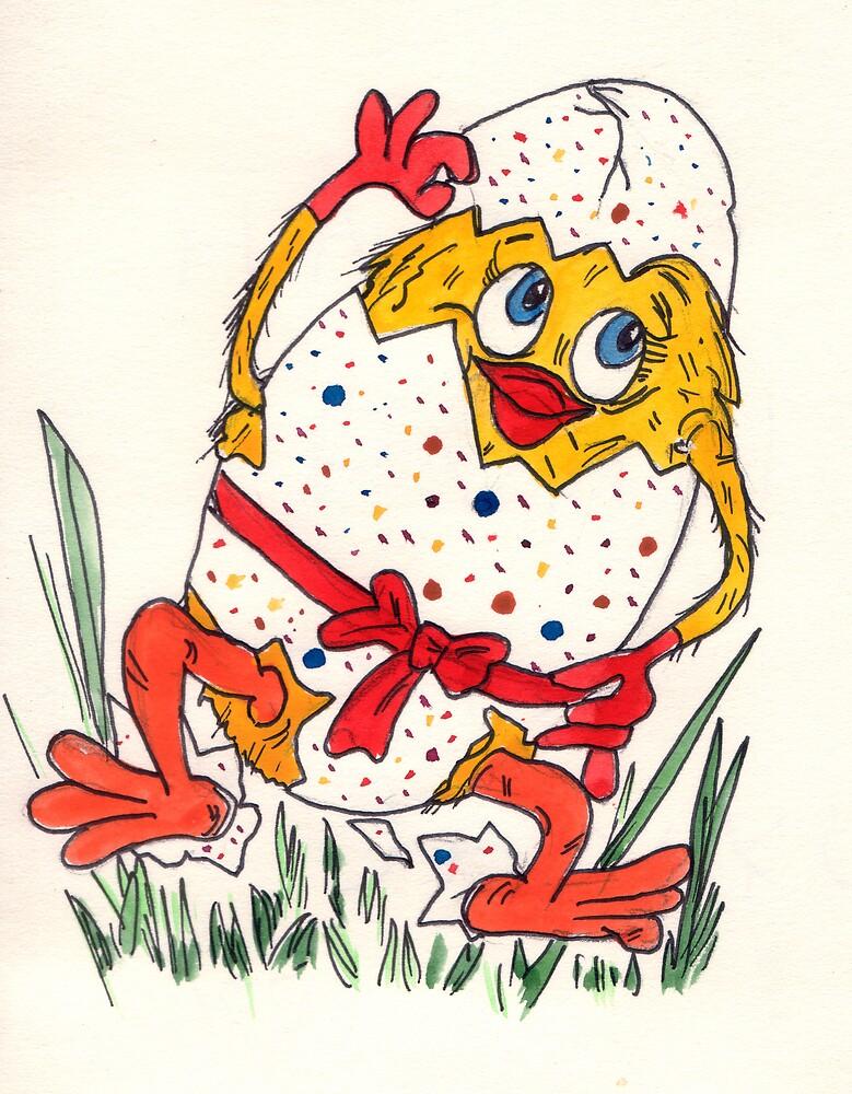 Easter Card by kpbundu