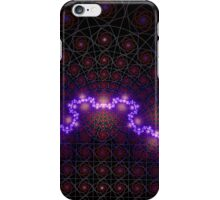 Stained Glass Roses iPhone Case/Skin