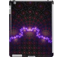 Stained Glass Roses iPad Case/Skin