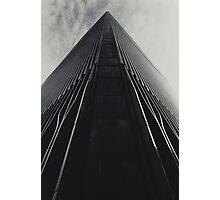 On a Knife Edge Photographic Print