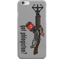 """got phlogiston?"" Team Fortress 2  iPhone Case/Skin"