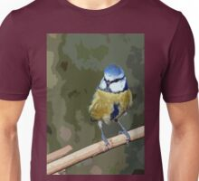 Re series published since the first time too bright ... !! 9 paint  (c)(h) Birds by Olao-Olavia / Okaio Créations fz 1000 Unisex T-Shirt