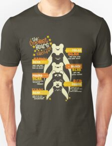 The Coolest Bears on Earth Unisex T-Shirt