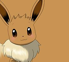 """Eevee """"Without Name"""" by Winick-lim"""