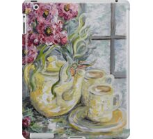 Two for Tea iPad Case/Skin