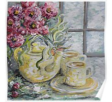 Two for Tea Poster