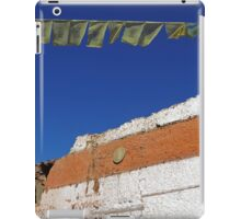 clear skies. iPad Case/Skin