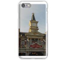 Town Hall  iPhone Case/Skin