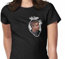 John Watson - The Heart Womens Fitted T-Shirt