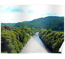 River Garry Poster