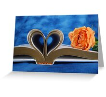 Pure Love Greeting Card