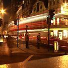 Leadenhall Cornhill Bishopsgate & Gracechurch Street Crossroads by hardhhhat