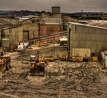 The Brick Works by Dave Warren