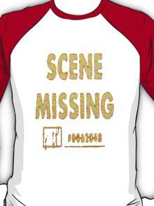 Scene Missing T-Shirt