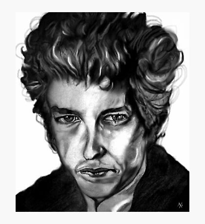 Dylan Photographic Print