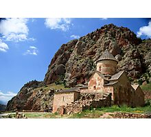 Armenia, Noravank Monastery a 13th century Armenian Apostolic Church monastery, Photographic Print