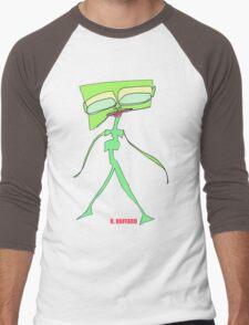 Alien Fashion Model Men's Baseball ¾ T-Shirt