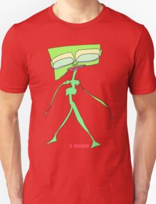 Alien Fashion Model T-Shirt