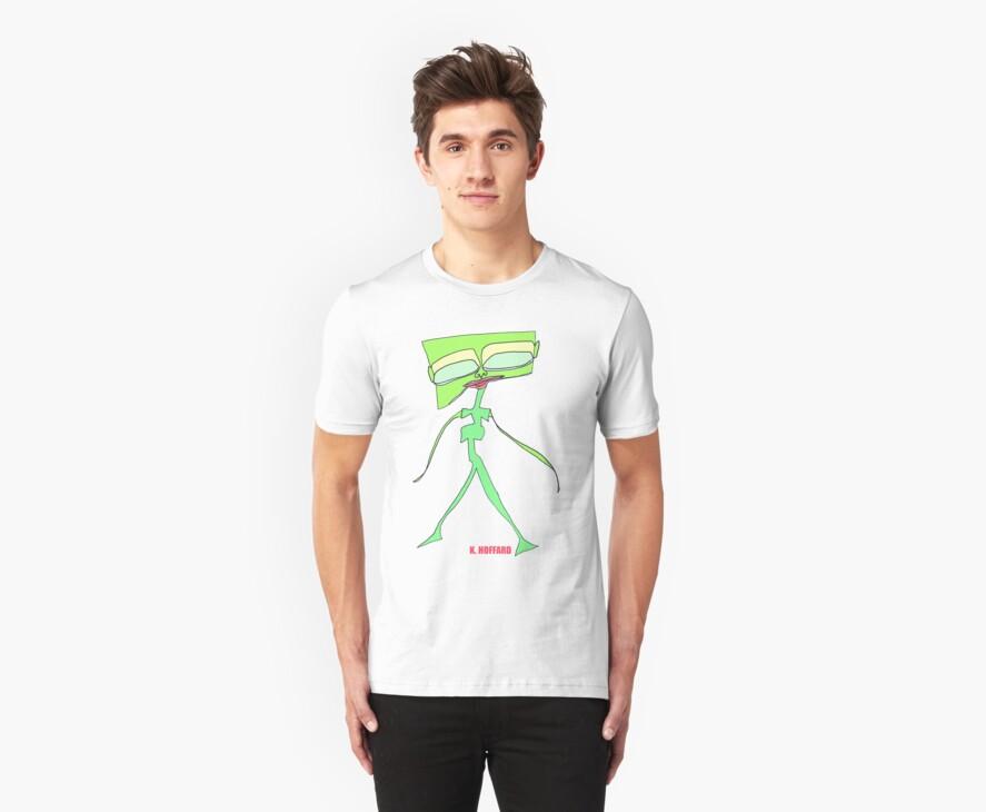Alien Fashion Model by Hoffard
