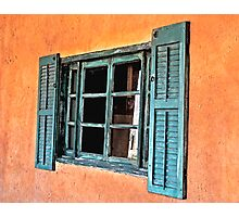 Very Old Cottage Window Photographic Print