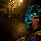 Carnival Dancer in Montevideo, Uruguay by Nando MacHado