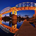 The Shelby Street Bridge by joshunter