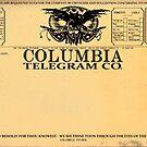 Columbia Telegram BioShock by Agkrippa