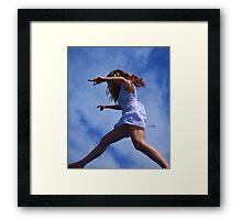 Rarified Air Framed Print
