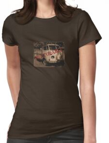 Restorable Womens Fitted T-Shirt