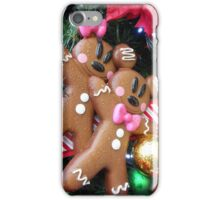 Gingerbread Mice  iPhone Case/Skin