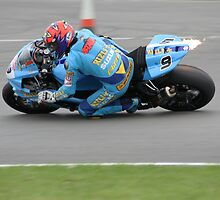 Chris Walker ( stalker)  Rizla Suzuki Superbikes. by Love Through The Lens