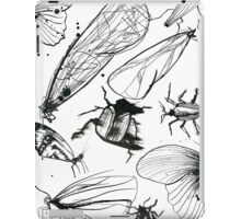 Insect page iPad Case/Skin