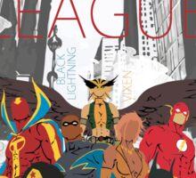 Justice League Sticker