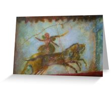 Post Card from Pompeii Greeting Card