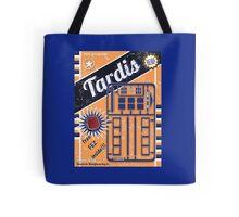 TIMELORDS GADGET VINTAGE Tote Bag