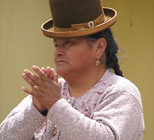 Bolivian Lady by tncfarms