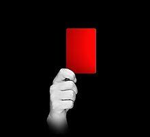 RED CARD by grayagi