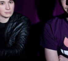 Radio 1 Dan&Phil #1 Sticker