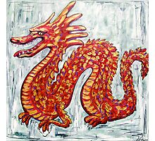 Luck Dragon Photographic Print