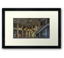 BACOLOD CITY - PANORAMA Framed Print