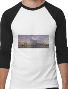 BACOLOD CITY - PANORAMA Men's Baseball ¾ T-Shirt