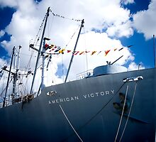 Victory Ship by doorfrontphotos