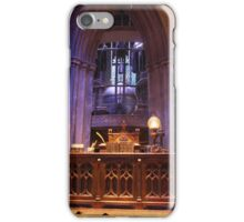 A wise old wizard, Albus Dumbledore iPhone Case/Skin