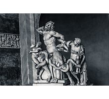 Laocoon and His Sons Photographic Print