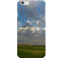 FOOTBALL FIELD - PANORAMA iPhone Case/Skin