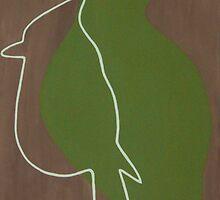 modern birds by AAndersen